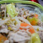 野菜炒めと食材宅配で時短と節約と飽きのない食生活を三方よしする方法